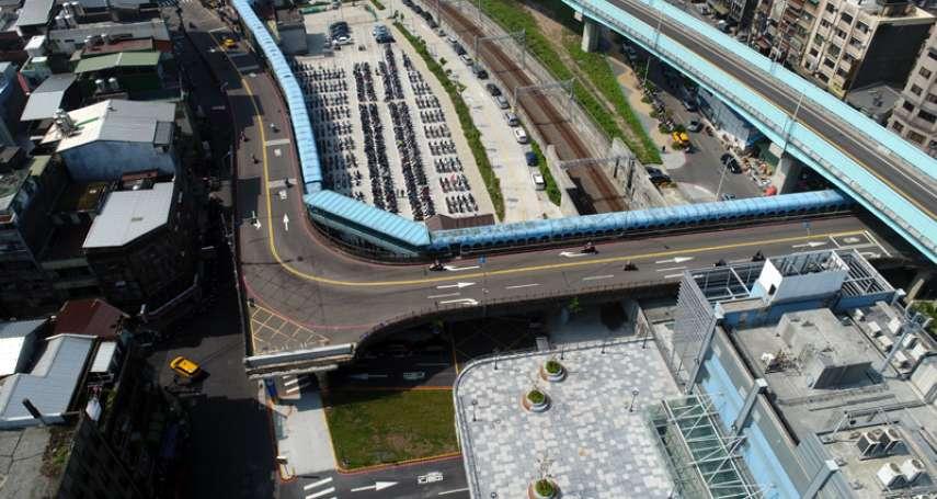 打通忠一路 未來基隆火車站無前後站之分