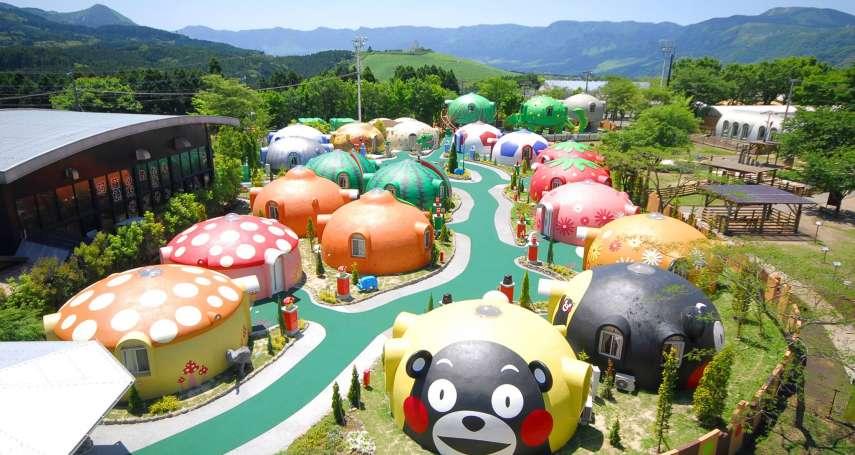 超可愛饅頭渡假村在日本「這地」!經致命地震仍完好如初,這神奇超輕小屋值得你朝聖!