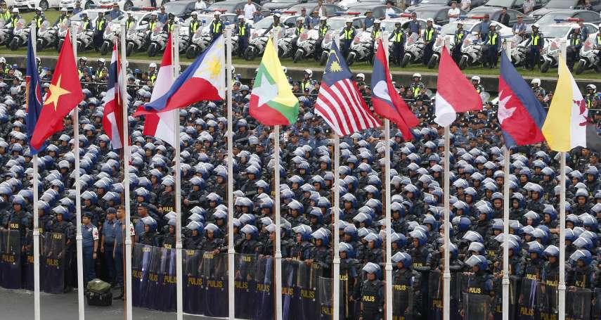 香港人也關心台灣「新南向」政策 台亞會執行長楊昊:以人為本,互動才能雙贏