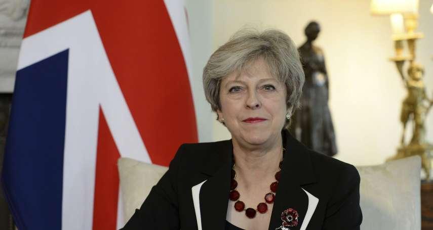 屋漏偏逢連夜雨!英國保守黨驚傳逼宮,首相梅伊大位恐不保