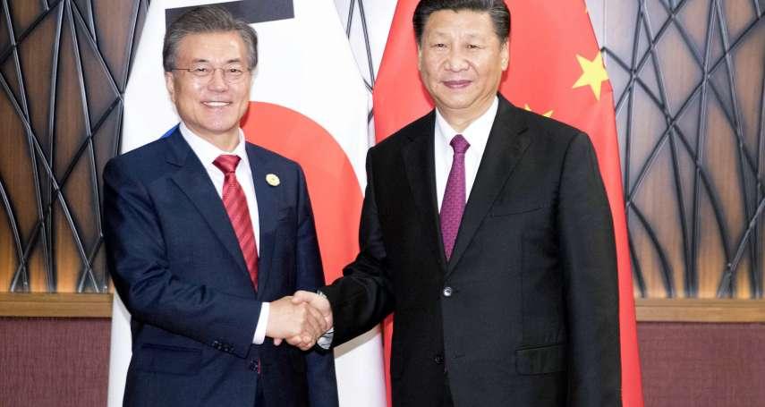 觀點投書:以中韓關係對比兩岸關係,正視合作的重要
