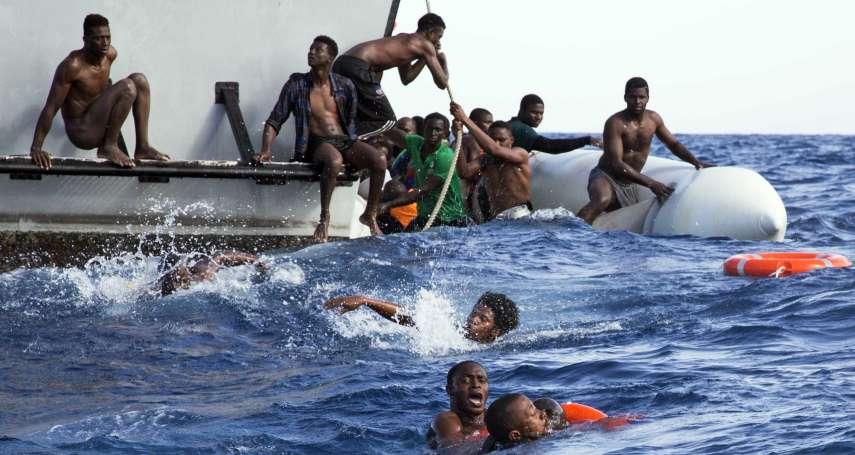 今年最慘重地中海船難:偷渡船引擎爆炸釀45死,沿岸國家挨批搜救互踢皮球