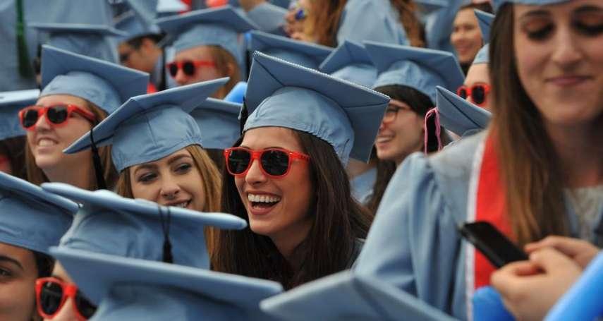 川普排外讓留學美國「魅力大減」?學費大漲、獎學金變少也是可能原因