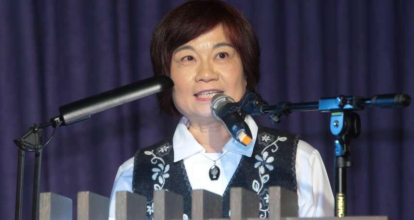 生育率難回升,2030年人口少掉200萬人!陳美伶:台灣需要技術性移民政策