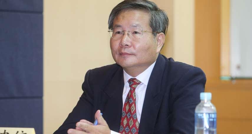 入閣、副市長換台南整合許忠信?洪耀福:從未提及,絕無搓圓仔湯