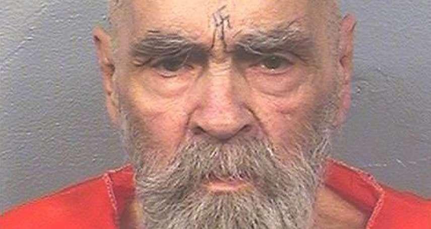高齡83歲的美國世紀殺人魔、邪教「曼森家族」領導人曼森病死