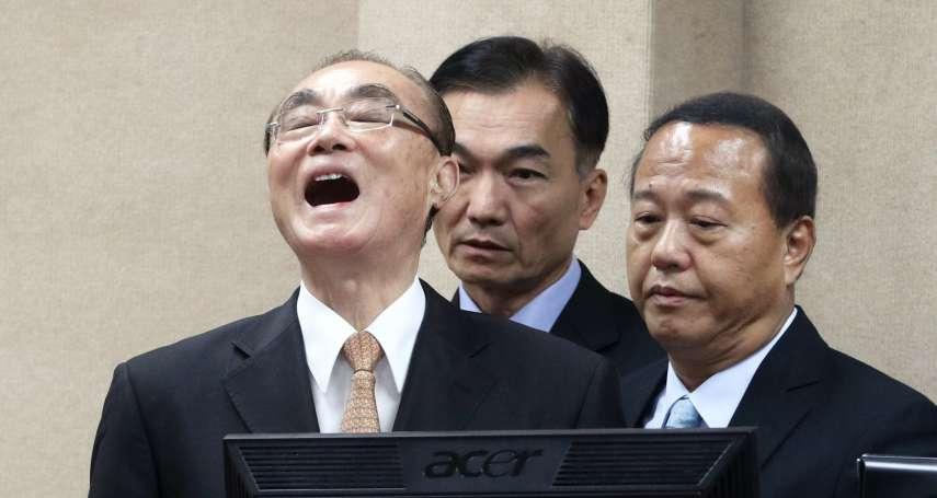 最狂國防部長馮世寬,反嗆藍委曾銘宗:民調一定比你高