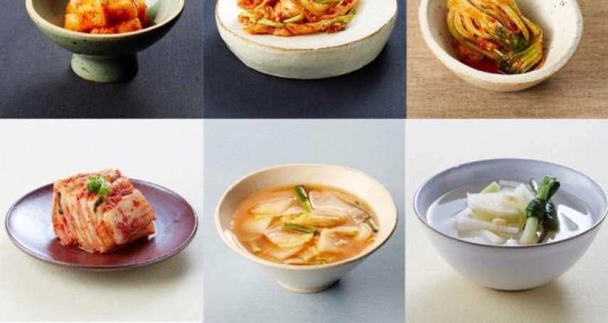 1122韓國泡菜日!俗諺說「給餅的人想都沒想,自己先喝泡菜湯」是啥意思?這篇看懂它