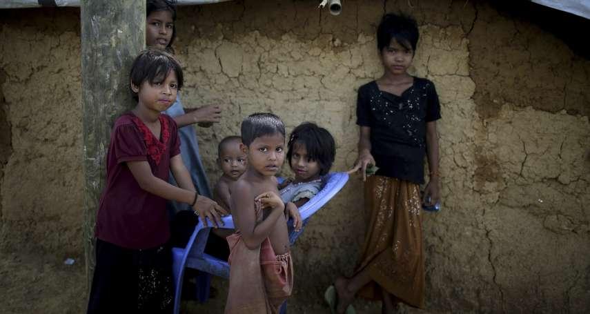 緬甸軍暴力清剿 無國界醫生預估:一個月內至少6700名羅興亞人慘遭殺害