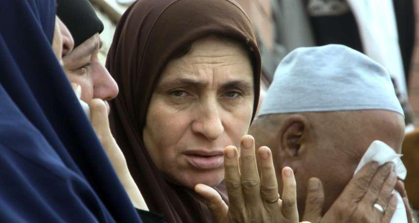 祈禱園地被慘叫聲淹沒 埃及清真寺大屠殺奪305命 政府軍發動空襲報復