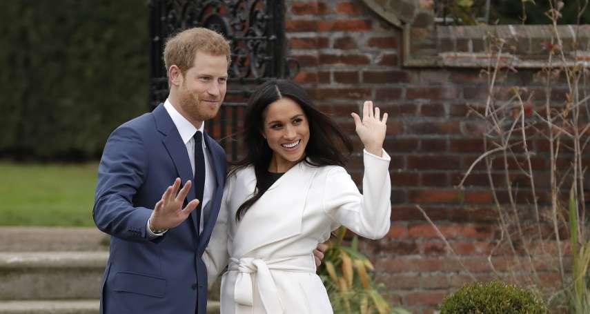 王室婚禮吸睛又吸「金」!英國哈利王子喜事 至少創造200億商機