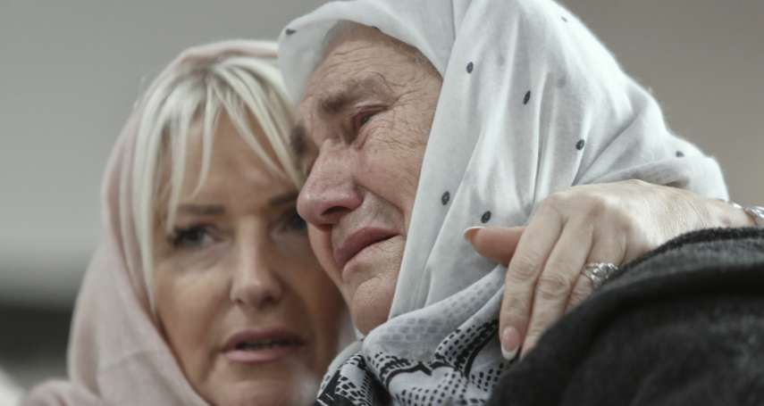 全球首例!聯合國要求波士尼亞向戰爭性侵受害者道歉、建立賠償機制