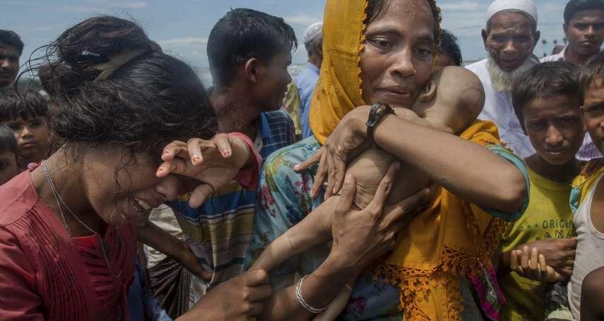 數十萬名羅興亞人遭迫害 歐盟擬制裁緬甸軍方將領