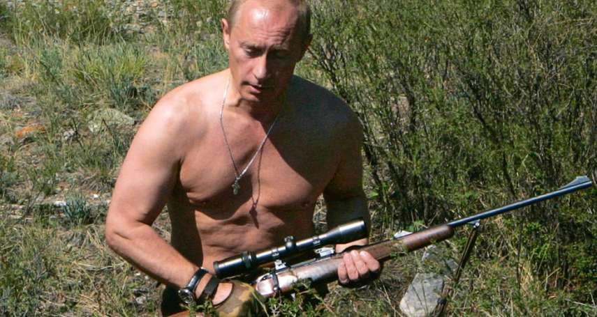 【事實查核】俄媒說「普京月曆在英國熱賣」,這是真的嗎?