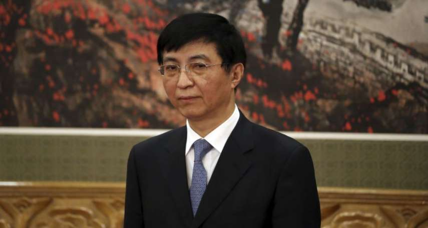 韜光養晦的「三朝帝師」、還是中共的「理論奴婢」?如履薄冰的中國領導人王滬寧