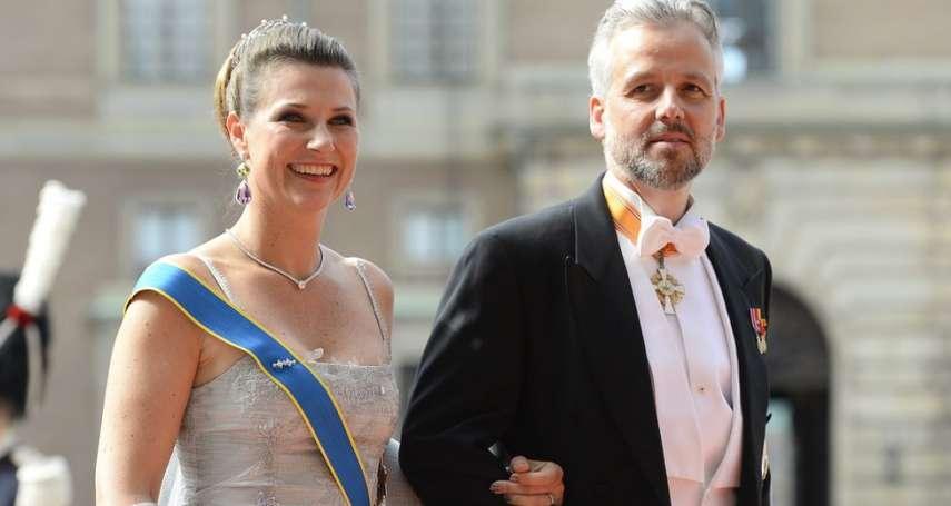 凱文史貝西再被爆性騷擾 挪威國王前駙馬也遭殃