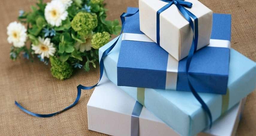 禮物包裝是種禮儀!英國達人超簡易圖解5種包裝技法,手笨一族也學得會