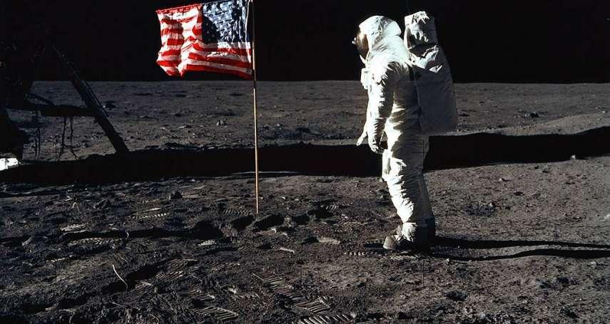不見「插國旗」經典場景,美太空人登月電影挨轟「不愛國」 阿姆斯壯家人聲明:這是全人類的成就