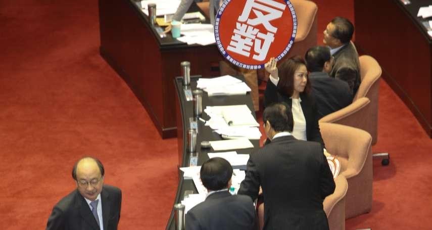 國民黨借力使力  「公投綁大選」擬提廢止《勞基法》修正案