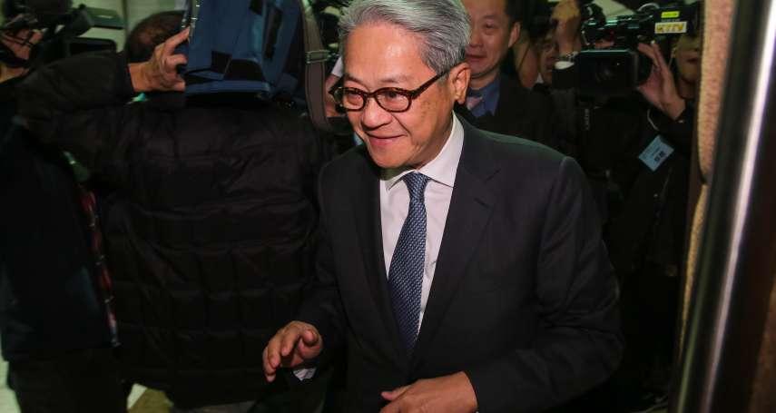 傳吳東亮放手彰銀 財政部表尊重:有助金金分離