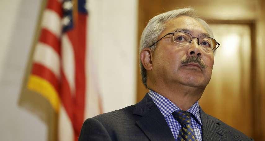 驚!「幾乎將矽谷搬到舊金山」的華裔市長李孟賢猝逝,享壽65歲