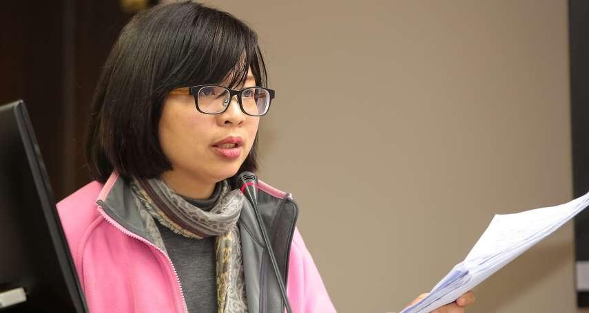 華航工會幹部遭解雇,林淑芬批何煖軒:執政黨的豬隊友