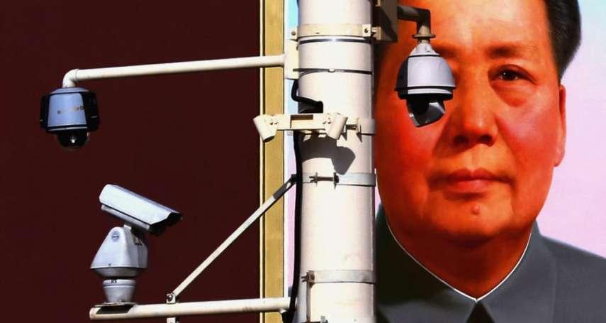 孔傑榮談習近平治下的中國:歐威爾筆下的「老大哥」正在看著你