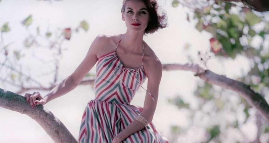 別再濫用「超模」!她是50年代全球設計師的繆思女神,6張照片讓你看見真正的「超模」