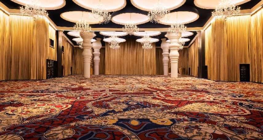 黃金電梯、水晶吊燈,中東式奢華就是狂!最滿最浮誇的設計,全在這極華麗的五星酒店!