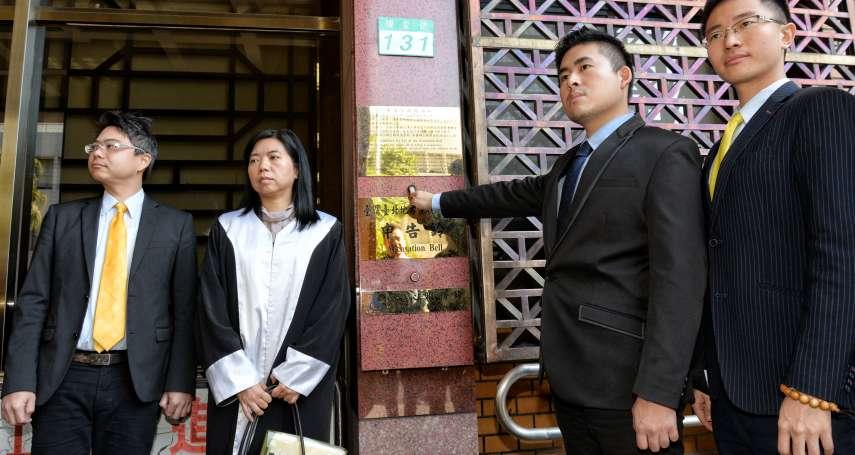 搜索票無法官簽名是違法搜索?王炳忠怒告北檢瀆職、侵入住宅、妨害自由
