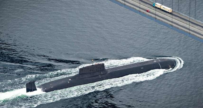 熊出沒注意!俄國潛艇頻繁現身大西洋 北約強烈擔憂