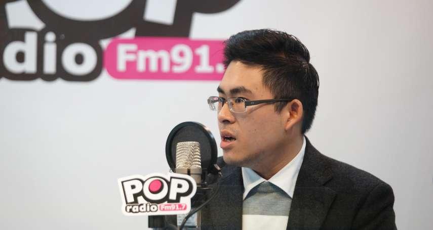 否認收錢宣傳統戰,王炳忠:難道我國一就被國台辦指導?