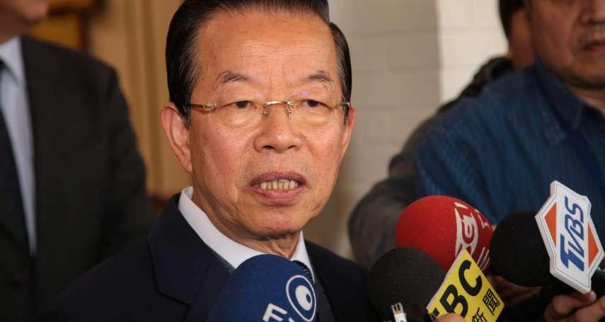謝長廷「最討厭兩種人」:來日本犯罪的國人、一直說台灣多醜多爛的毒舌臭嘴