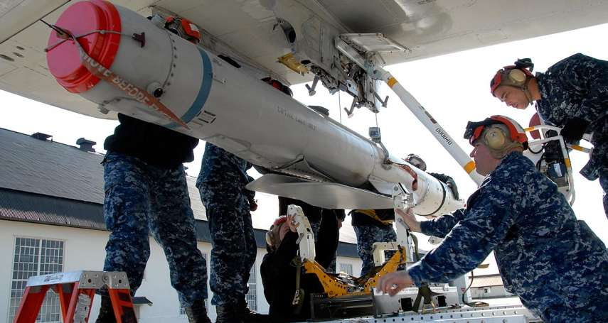 解密》美國對台軍售突破「防禦性武器」限制!紐時:台灣將獲「最想要的」遠程空對地飛彈