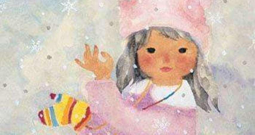 《窗邊小荳荳》經典原作來台!她充滿愛的插畫感動千萬讀者,純真兒童後藏有最暖心期盼…