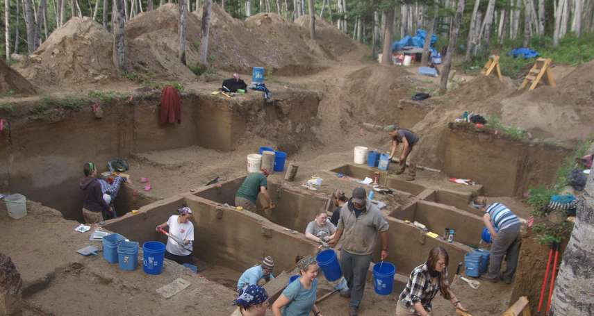 美洲原住民究竟來自何方?解謎關鍵在1萬5千年前的一具古嬰兒屍骸身上……