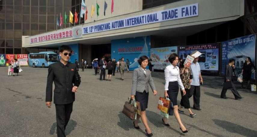 國際制裁數十年 北韓靠「創意」和這些國家做生意!