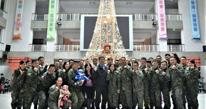 邁向軍旅生涯下一步 育達科大首屆國軍在營專班將畢業