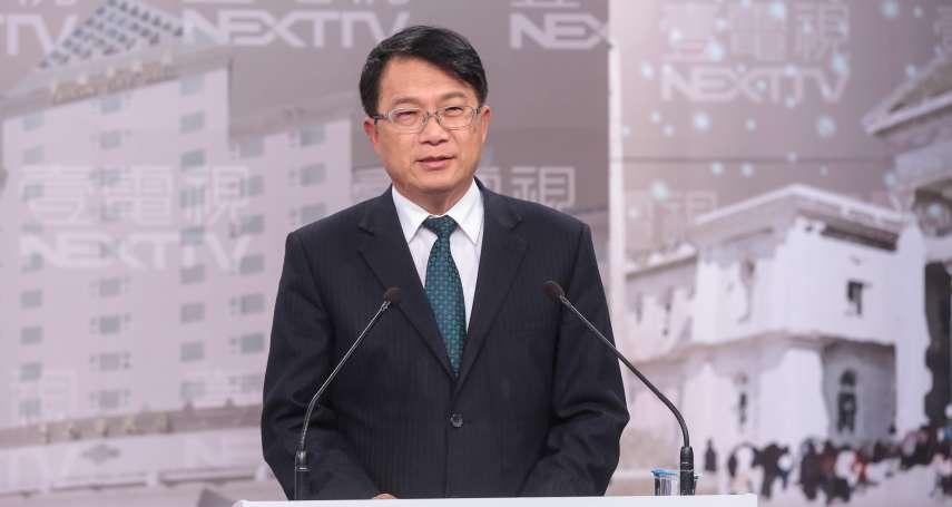 不滿台南立委初選民調結果!顏純左列賴惠員爭議 要求黨中央介入調查