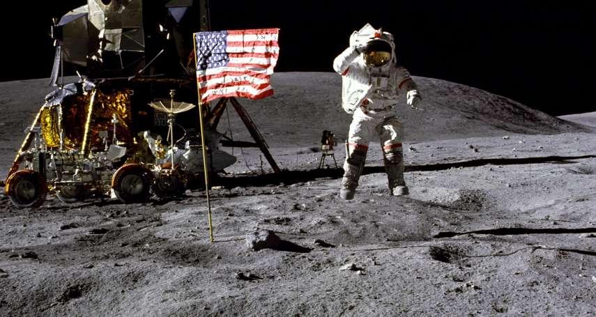【Gene思書齋】不擔心缺氧、還有核電廠 《月球城市》打造月球生活模式
