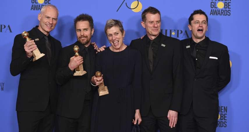 第75屆金球獎完整獲獎名單 《意外》抱4獎最大贏家
