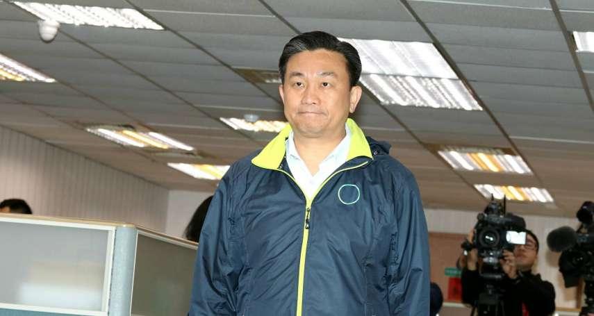 綠台南市長初選沾黑金、有派系 王定宇:選民看在眼裡,想在心裡