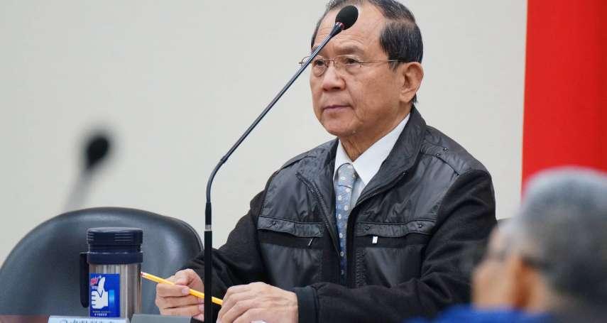 選前換將!國民黨組發會主委李哲華遭拔官,改由杜建德接手