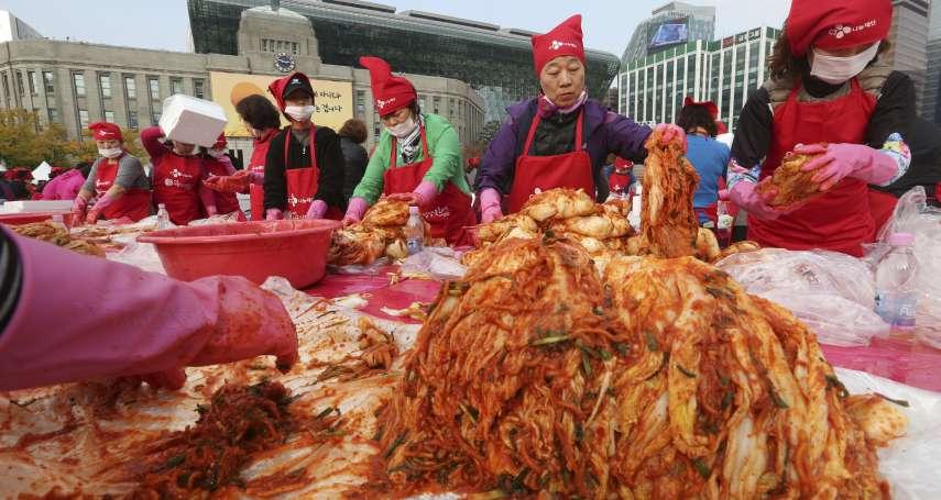 中韓泡菜大戰》按讚「泡菜是韓國的」挨轟辱華 南韓吃播網紅道歉仍被解約