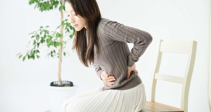 女人都該認識的「婦科第一瘤」!醫師:35歲是罹患高峰期,不必急著開刀切掉它