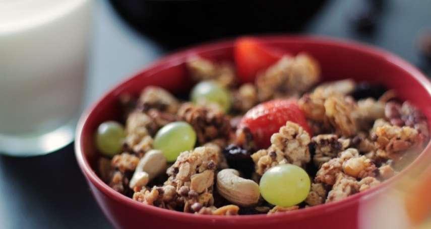 降低罹患心臟病的風險,還能縮小腰圍、增加好的膽固醇!吃堅果的好處實在太多啦