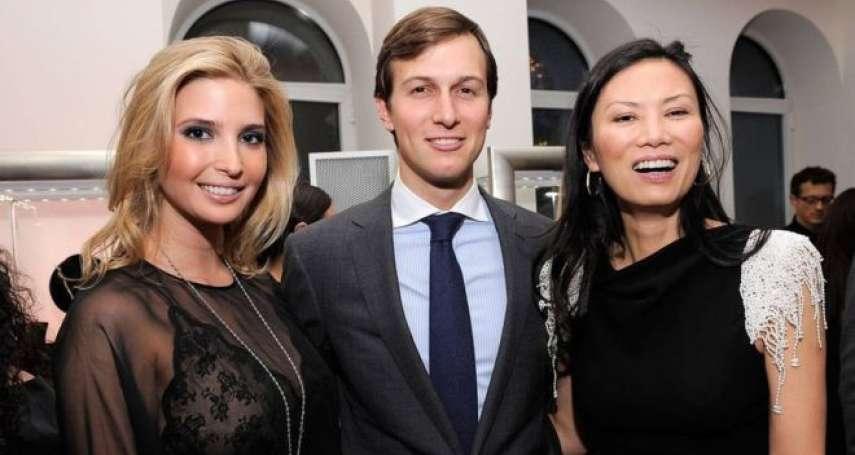 梅鐸前妻是打入白宮的中國間諜?鄧文迪再涉華府諜戰疑雲