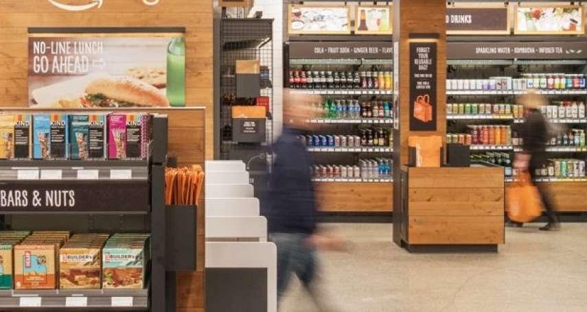 拿了就走!亞馬遜推出自動結帳商店「Amazon Go」 顧客排隊結帳變成過去式
