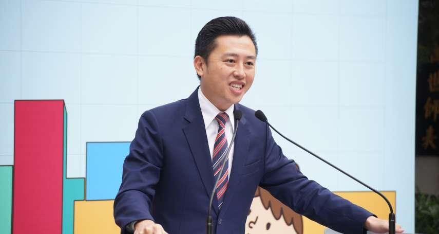 新竹市長選舉》綠黨民調:林智堅48.5%遙遙領先對手 泛藍選民支持度高達3成是主因