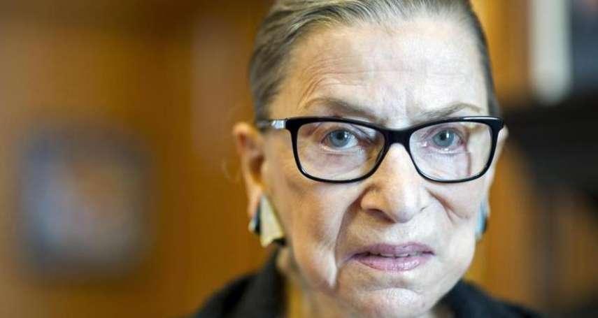 金斯堡走了!美國自由派大法官驚傳胰臟癌過世,聯邦最高法院降半旗悼念